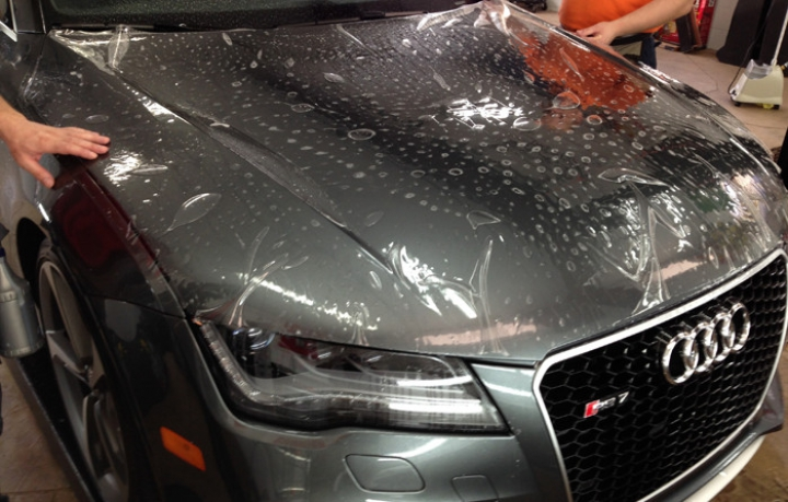 Car Paint Protection Film – What It Is And Does